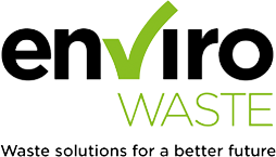 Enviro-Waste logo: Waste solutions for a better future