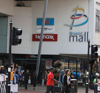 Broad Street Mall