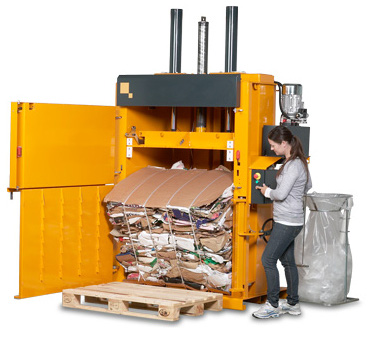 How does a commercial trash compactor work commercial What is trash compactor and how does it work